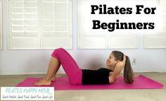 Pilates Videos - Pilates for Beginners - Beginner Pilates Mat Exercises Pilates Workout Routine, Pilates Training, 7 Day Workout Plan, Exercise Routines, Exercise Motivation, Pilates Mat Exercises, Pilates Abs, Kettlebell Training, Training Plan