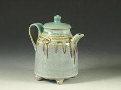 Personal teapot 20  Oneofakind small teapot by Hodakapottery