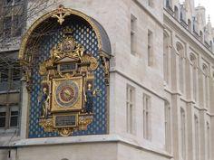 La plus vieille horloge publique de Paris donne l'heure aux parisiens depuis 1371