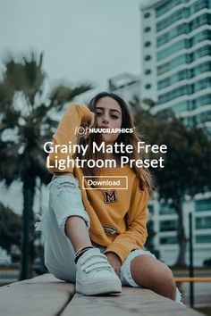 A free Lightroom preset that recreates an old film look by adding matte with a touch of grain. #photography #lightroom #postprocessing #photoshop #matte #presets #lightroompresets #free