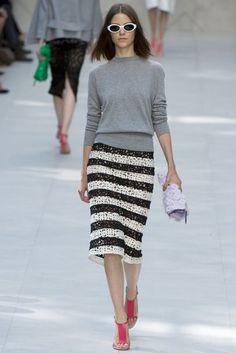 Burberry Prorsum Spring/Summer 2014 Ready-To-Wear Collection | British Vogue