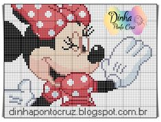 C2c Crochet, Baby Blanket Crochet, Crochet Patterns, Mickey Mouse Characters, Disney Diy, Cross Stitch Charts, Smurfs, Doodles, Crossstitch