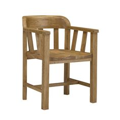 Hoxton Arm Dining Chair - Dining Chairs - Furniture - Products - Ralph Lauren Home - RalphLaurenHome.com
