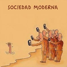 People Nowadays funny jokes lol funny quote funny quotes funny sayings humor funny pictures phones Comic Foto, Bystander Effect, Pictures With Deep Meaning, Art With Meaning, Social Media Humor, Social Networks, Satirical Illustrations, Meaningful Pictures, Powerful Images