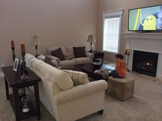 Family Room Our New Home Pinterest Family Rooms And Families