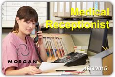 We are looking for an enthusiastic, experienced medical receptionist to join a friendly and established medical clerical team.