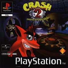 Crash Bandicoot 2 : Cortex Strikes back (Playstation)