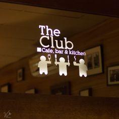 The Club, ahol a barátokkal összefuthatunk egyet enni, inni, koktélozni!