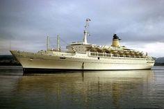 Galileo Galilei Cruise Ship Lloyd Triestino