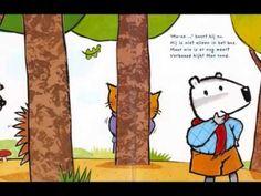 Prentenboek na het woordje bos, kern 4: Max zoekt zijn vriendjes.wmv