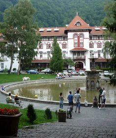 Sinaia, Prahova County, Romania