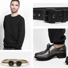 XMAS GIFTS #anglestore #xmas #xmasgift #gift #giftideas #ring #minimal #leather #grey