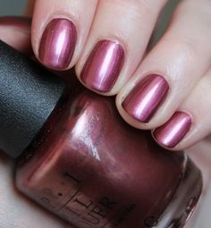 OPI Mauving To Manitoba **