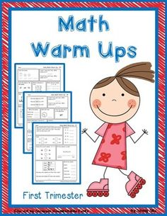 These Daily Math Warm Ups are a great way to start the day with your second grade students! These warm ups are designed to help students get extra practice and review concepts that have been previously taught in class. These daily math reviews have greatly helped my students to score well on the state test.