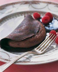 Chocolate Crepe Souffle Recipe:  http://www.marthastewart.com/350557/chocolate-crepe-souffle?xsc=soc_tw_2014_10_15_dessert_gen__