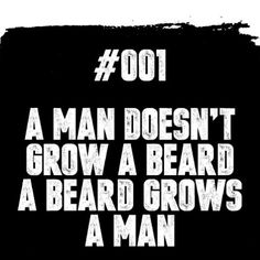via @grizzlyadamuk Great Beards, Awesome Beards, Beard No Mustache, Moustache, Badass Beard, Beard Logo, Beard Quotes, Beard Tips, Some Good Quotes