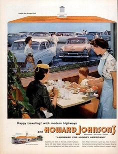 Howard Johnson's (1950s).