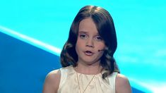 Amira Willighagen performs Nessun Dorma during the Finals of Holland's Got Talent held on 28 December 2013. Based on the outcome of public voting, she went o...
