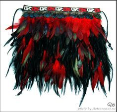 feather maro maori - Google Search