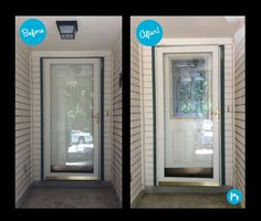 Superbe Front Door Remodel. In Under An Hour This Door Went From Boring To  Spectacular The