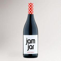 One of my favorite discoveries at WorldMarket.com: Jam Jar Shiraz