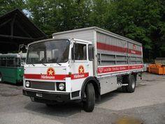 Trucks, Vintage Cars, Transportation, Bern, Heavy Equipment, Commercial Vehicle, Truck, Classic Cars, Retro Cars