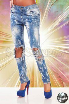 Jeans Ocassion Tasty Sugar Blue