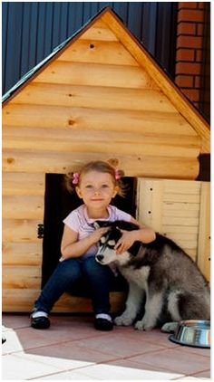 85 Free Dog House Plans - Check out this great selection by DIYCozyHome.com