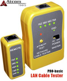PRO-basic LAN Cable Tester
