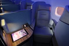 Revealed: New JetBlue Mint Suite & Mint Studio!   One Mile at a Time Business Class, Business Travel, Dubai, Flights To London, London Airports, London Travel, Aircraft Design, Car Seats, Caribbean