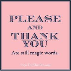"magic words...the ultimate ""abracadabra """