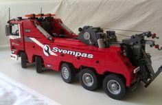 LEGO Ideas - Scania 142 10x4 WRECKER
