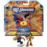 DC Universe 225 inch Mini Action League 2Pack  Superman and Wonder Woman by DC Comics *** Want additional info? Click on the image.