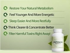 Untoxin - cleanse your whole body with natural full body (liver, bowel, colon, skin etc.) and beauty detox solution. Natural detoxification and cleansing product - Untoxin! Speed Up Metabolism, Boost Your Metabolism, Beauty Detox, Health And Beauty, Liver Detox, Cleanse Detox, How To Detox Your Body Naturally, Home Detox, Cleanse Program