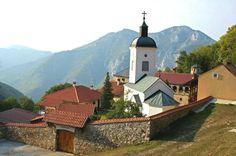 Monastery of Sretenje, Western Morava Valley, Western Serbia