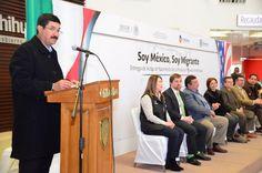 Obtiene Chihuahua el primer lugar nacional en trámites Soy México, Soy Migrante | El Puntero