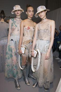 CR Fashion Book - MARIA GRAZIA CHIURI MAKES HISTORY AT DIOR