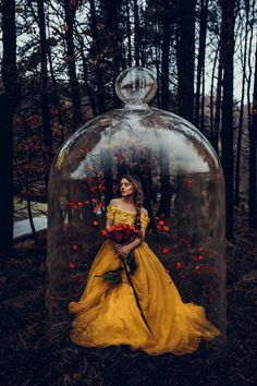 https://flic.kr/p/Q6q2Fg | Tale as old as time | After seeing the new Beauty and the Beast trailer I was so inspired to shoot some pictures starring Belle! Alongside my 52 week self portrait project, I'm also starting a Fairy Tale series where I'm going to be taking pictures of my friends/models in different scenarios! There's no time limit on this one so I can shoot as much/often as I like :) Thanks Rosie for modelling in the first few, I can't wait to share them all…