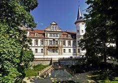 Ringhotel Schloss Schkopau in Sachsen-Anhalt