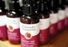 Fans of all-natural cosmetics will soon be able to go into a store to buy Cindy Jones' products, called Colorado Aromatics, rather than pick them up  at the Boulder County Farmers Market, buy them online or have to track them down at one of the stores where they're currently sold.