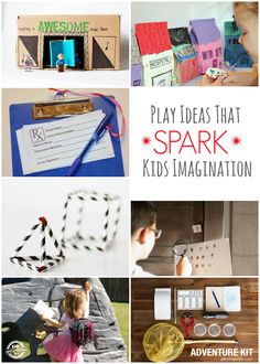 10 Play Ideas to Spark Your Kids Imagination - Kids Activities Blog