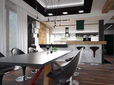 Wnętrze HG-I22 CE Office Desk, Conference Room, Furniture, Dom, Home Decor, Houses, Projects, Homes, Desk Office