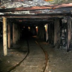 coal mining tunnel - Google Search