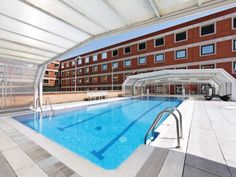 Madrid Madrid Marriott Auditorium Hotel & Conference Center Spain, Europe Madrid Marriott Auditorium Hotel & Conference Cent is perfectly located for both business and leisure guests in Madrid. Featuring a complete list of amenities, guests will find their stay at the property a comfortable one. To be found at the hotel are free Wi-Fi in all rooms, 24-hour front desk, facilities for disabled guests, luggage storage, Wi-Fi in public areas. Comfortable guestrooms ensure a good n...