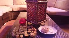 Here at the #Shisha #Garden #Cafe, we have a perfect #assortment of #oriental #desserts and #sweets from the #middleeast. #Night #Margate