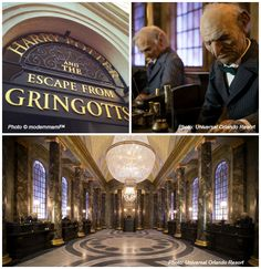 Your family is sure to love Harry Potter and the Escape from Gringotts, a 3D ride at Universal Studios Orlando and part of The Wizarding World of Harry Potter - Diagon Alley at Universal Orlando Resort!