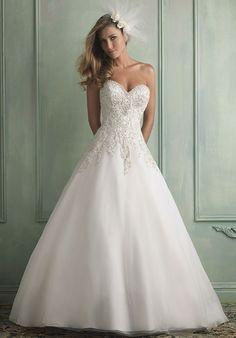 Allure Bridals Allure Bridals 9120 Bridal Gowns Wedding Dress - The Knot