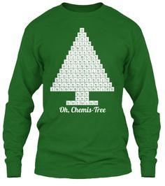 Oh, Chemis-tree! Chemistry Science Shirt