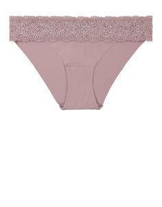 Lace Waist No Panty Line Brazilians No Panty Lines, Lingerie Sleepwear, Bodysuit, Lace, Clothes, Onesie, Outfits, Clothing, Kleding