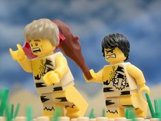 Lego Cain and Abel